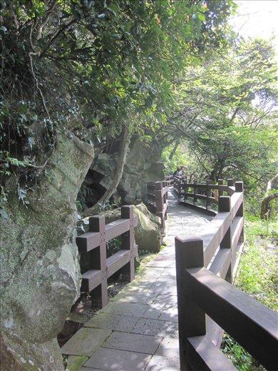 Cheonjeyon Falls, Jeju Island