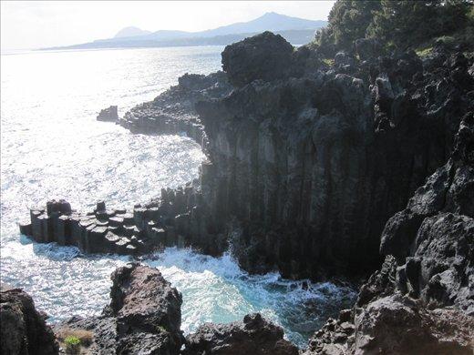 Jusangjeolli Rocks, Jeju Island