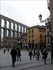 Aqueduct Of Segovia: by kiwi-traveller, Views[164]