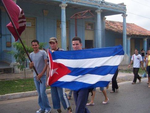 They love their Cuba
