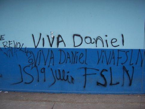 Ortega propoganda