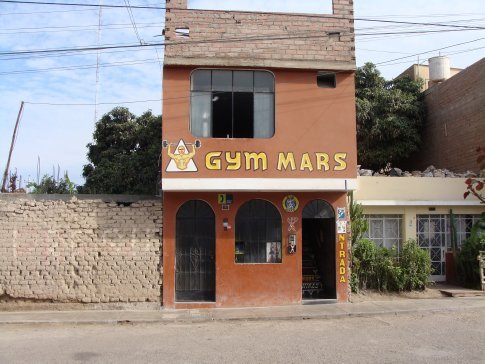 A gym named