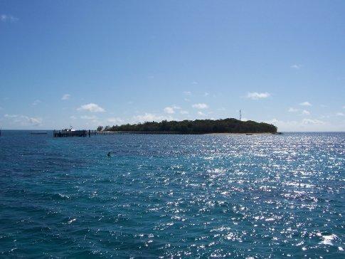 As I approach Green Island