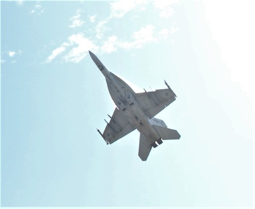 RAAF F/A-18 Super Hornet