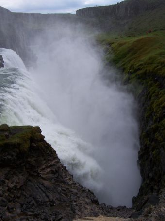 Lonely Planet image of Gullfoss