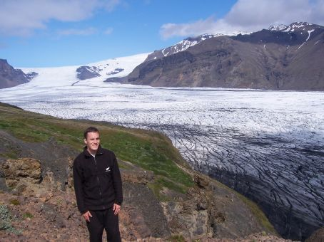 I hope to see this glacier still here next time I come here
