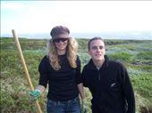 I'm with a cute Swiss volunteer: by kiwiaoraki, Views[280]