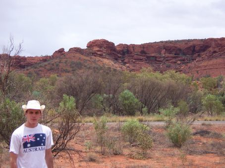 Middle of nowhere...yep, that's the Outback