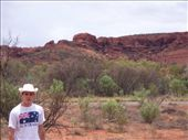 Middle of nowhere...yep, that's the Outback: by kiwiaoraki, Views[404]