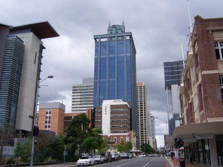 Brisbane has many interesting-looking buildings
