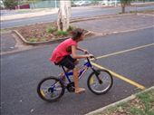 Aboriginal boy riding his bike: by kiwiaoraki, Views[702]
