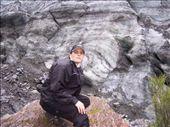 I'm right next to the glacier: by kiwiaoraki, Views[419]