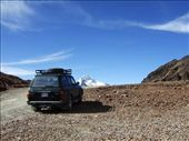 On the road to Chacaltaya, Bolivia: by klynne, Views[237]