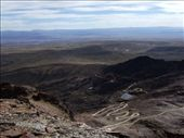 The road to Chacaltaya, Bolivia: by klynne, Views[270]