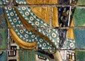 Close up Ishtar Gate: Pergamonmuseum, Berlin : by kmwilliamsclarkson, Views[180]