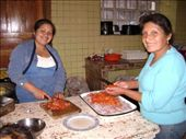 Las madres making our snack: by koleta, Views[244]