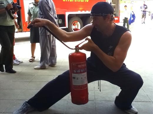 Mantis Firefighting