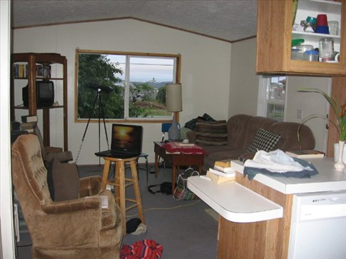 Our living area
