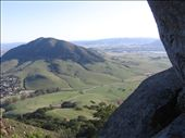 the view from a boulder near the top: by kp207105, Views[73]