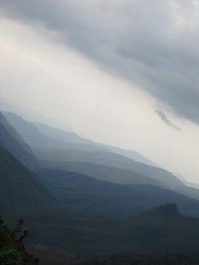 mountainous Laos