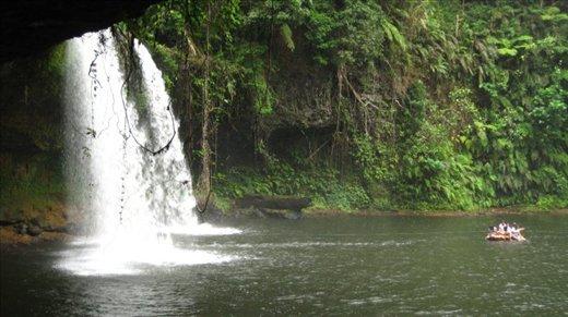 one last waterfall