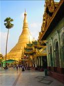 Shwedagon Pagoda, Yangon: by kpow, Views[127]