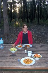 Christmas dinner at our campsite in the Grampians: by kristamrome, Views[208]