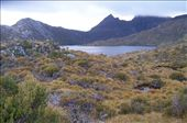 Dove Lake with Cradle Mountain in the background: by kristamrome, Views[195]