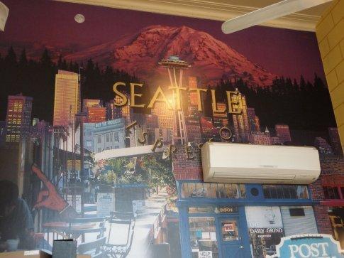 Seattle Espresso...in Auckland