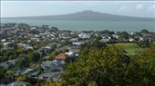 Rangitoto Island from top of Devonport volcano: by kristamrome, Views[227]