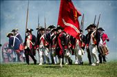 And then the drill reaches a crescendo as the regiment marches through the smoke of gun shots and cannon fire. To victory, one presumes. : by kristinahandy, Views[96]