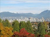 The view North over Vancouver from Queen Elizabeth Park: by krit, Views[182]