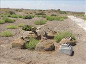Tekesh Mausoleum wishing stones: by krodin, Views[218]