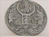 Seal from Zoroastrian museum: by krodin, Views[285]