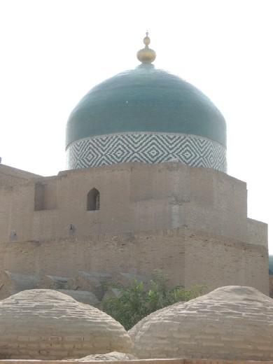Khiva mausoleum