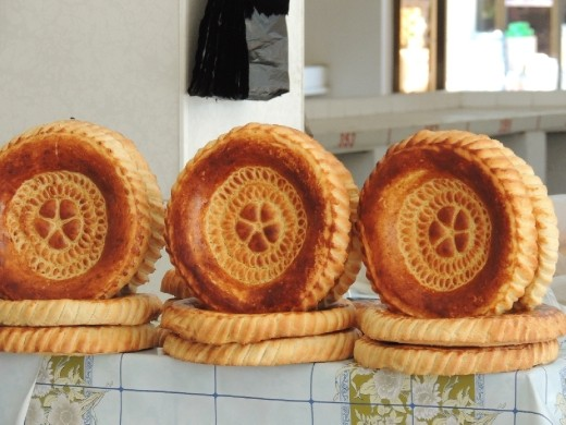 Bukhara bread