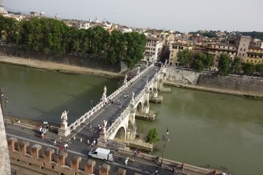 Bridge over Tiber