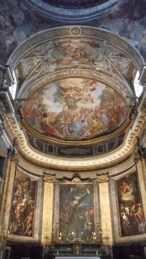 La Chiesa di S. Maria in Trivio