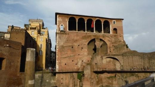 Near Trajan's Market
