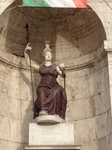 The Lady Roma