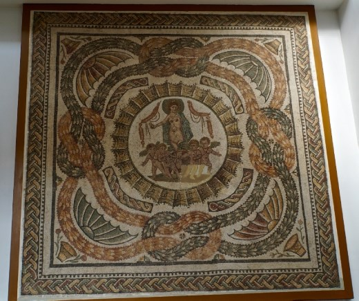mosaic, Carthage Museum