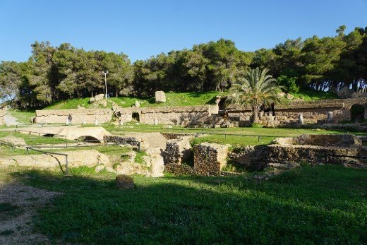 Amphitheater, Carthage