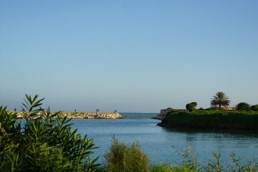 Carthage harbor