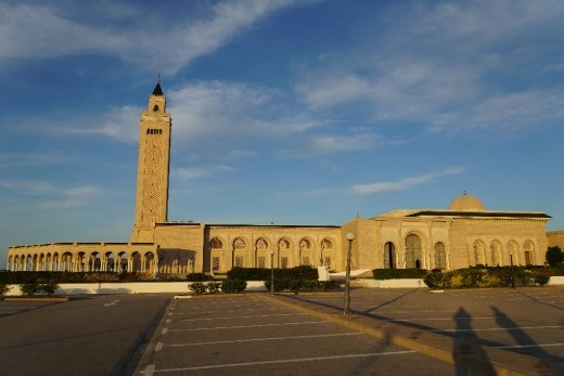 Carthage Mosque (2nd largest in No. Africa)