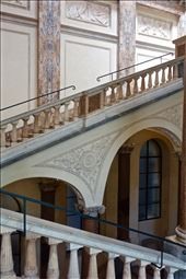 Staircase National Museum on Piazza Navone: by krodin, Views[388]