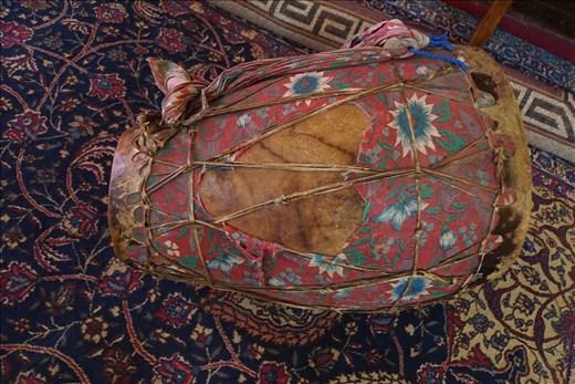 Orthodox drum