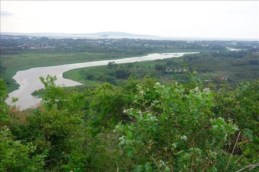 Lake Tana and the source of the Blue Nile