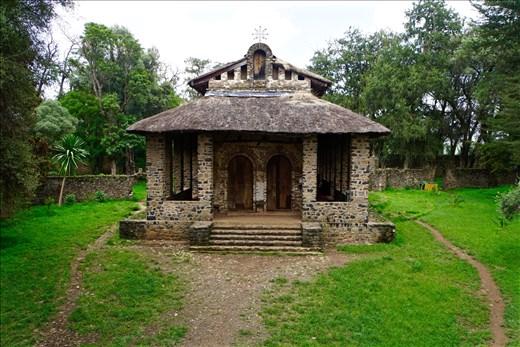 Debre Birham Selassie Church