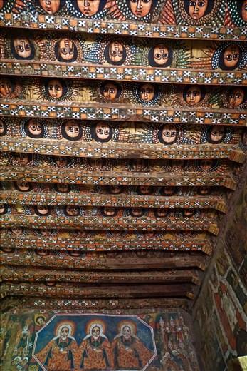 Archangel ceiling