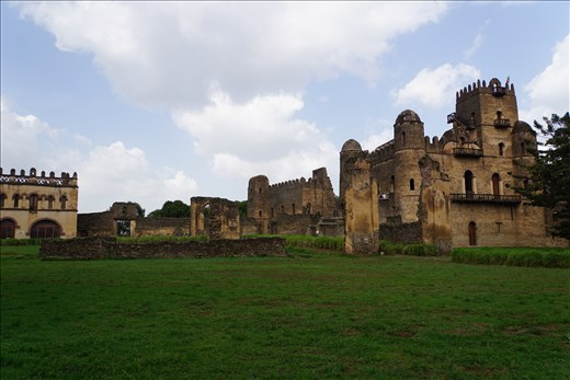 Castle Complex at Gondar